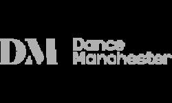 Dance Manchester logo